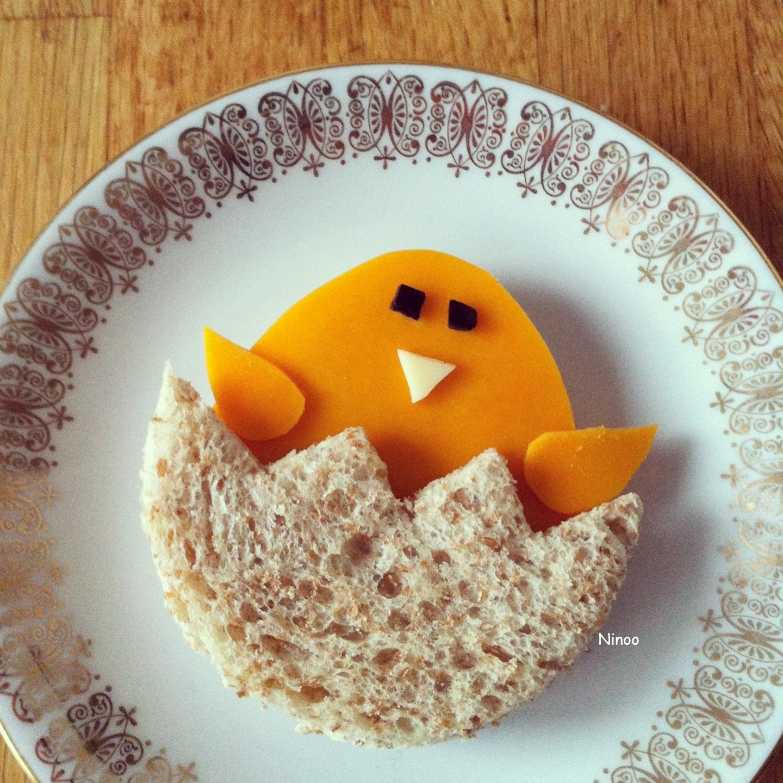Sandwich poussin