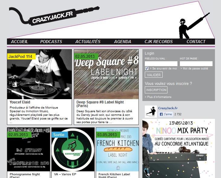 Crazyjack 01-05-2013