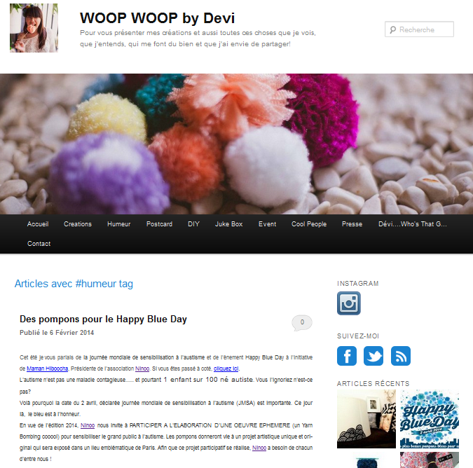 Woop woop by Devi 6-02-2014