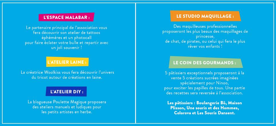 calendrier des évènements happy blue day 2016